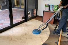business tile grout cleaning