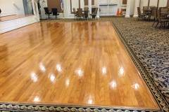 wood floor polishing company