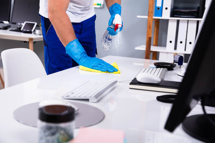 Office Cleaning Services and Sanitation